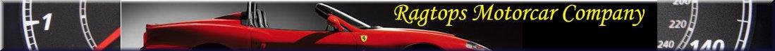 RAGTOPS MOTORCAR COMPANY