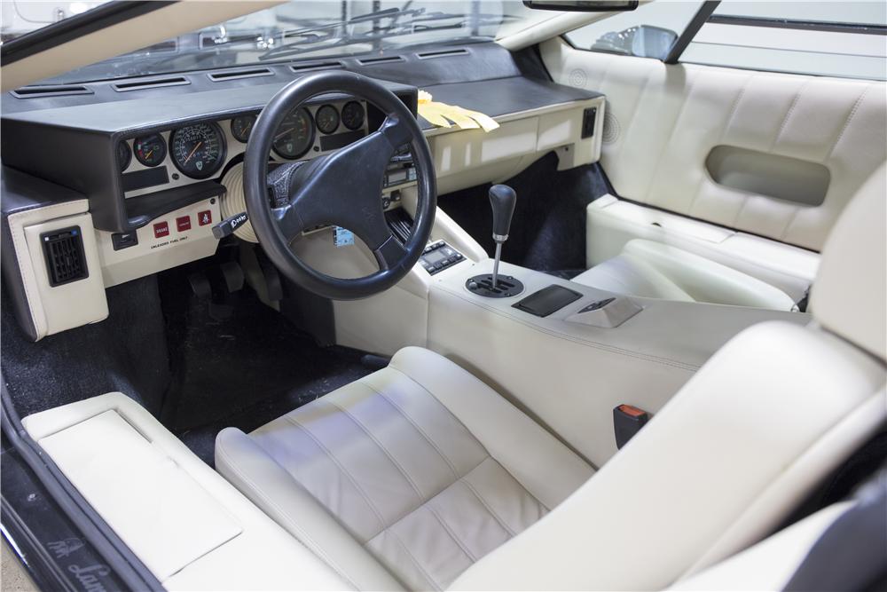 Lamborghini Countach 25th Anniversary Ragtops Motorcar Company
